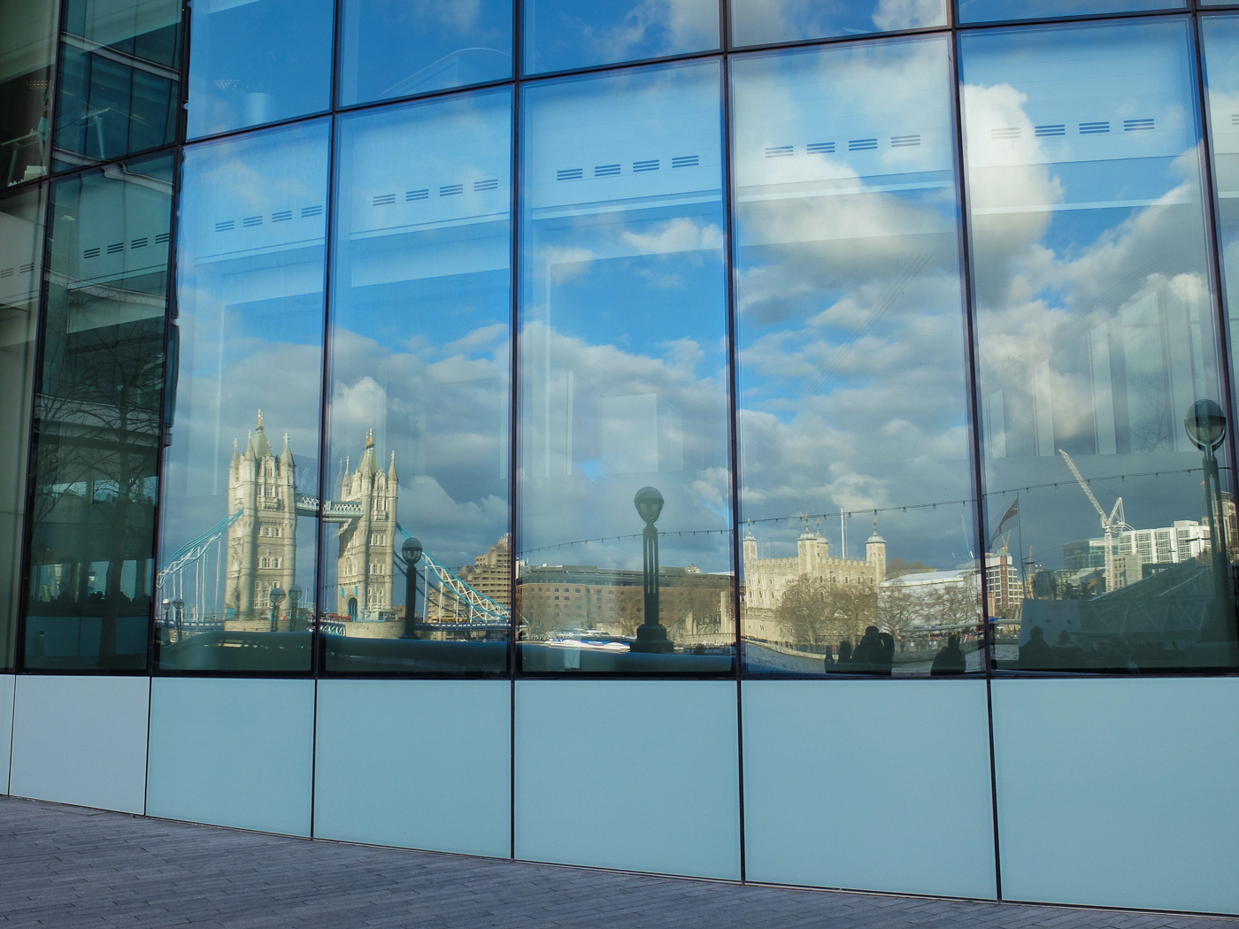 Londres architecture fred blanpain for Architecture londres