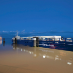 reportage photo Airbus Barge A380 Bordeaux