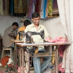 reportage photo couturier inde