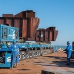Reportage pour l'industrie maritime