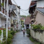 Dans les rues de Negombo - Sri Lanka
