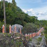 Photo tourisme Sri Lanka Dambulla Golden Temple